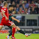 Marco Asensio scored the winner as Real Madrid won 2-1 in their Champions League semi-final first leg at Bayern Munich