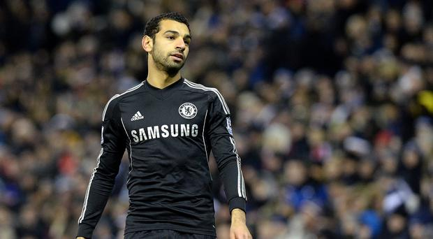 Mohamed Salah failed to make a name for himself at Chelsea
