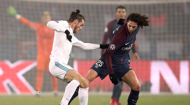 Paris Saint-Germain v Real Madrid – UEFA Champions League – Round of 16 – Second Leg – Parc des Princes