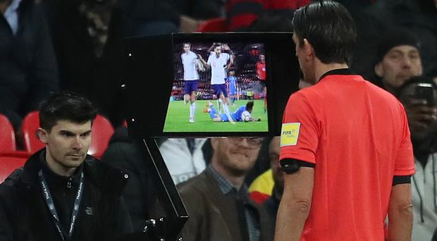 Referees and VAR teams are most likely to communicate in English at this summer's World Cup