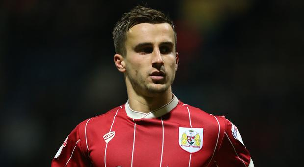 Bristol City's Joe Bryan has caught the attention of Burnley, according to reports (Nigel French/PA)