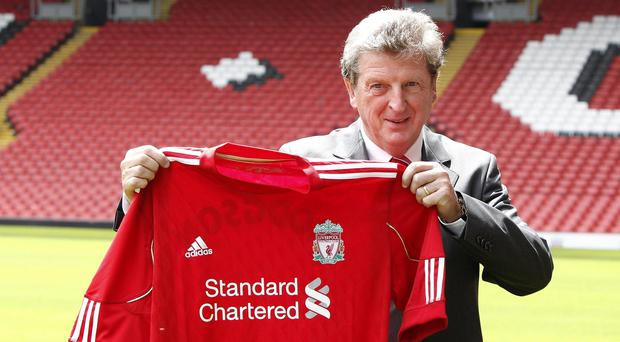 Roy Hodgson had a dismal spell at Liverpool but is backing the club in the Champions League final