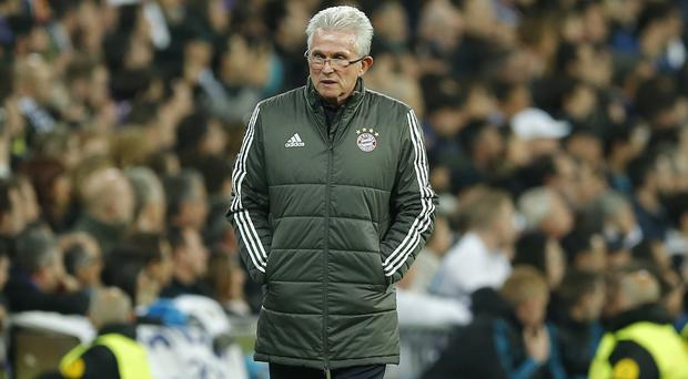 Jupp Heynckes' side were knocked out of the Champions League by Real Madrid