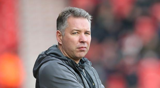 Darren Ferguson missed Doncaster's final game (Richard Sellers/EMPICS)