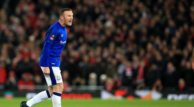 Wayne Rooney has been linked with a move