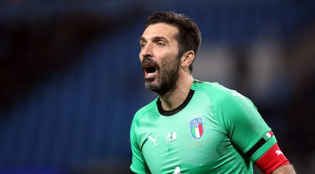 Buffon slammed with UEFA charge after rant at referee