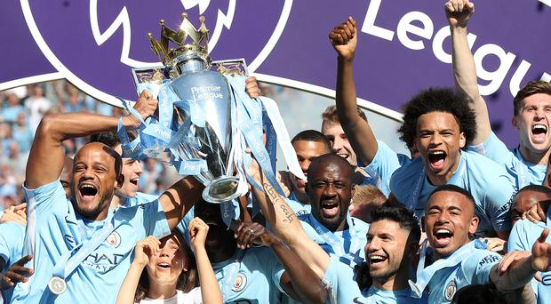 Man City's Guardiola crowned LMA Manager of the Year