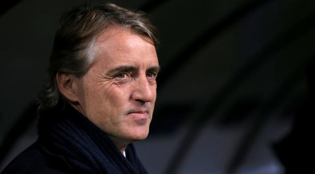 Roberto Mancini is the new coach of Italy (John Walton/Empics)