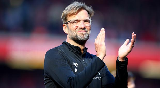 Liverpool manager Jurgen Klopp feels his squad are all set for the challenge of facing Real Madrid in the Champions League final (Dave Thompson/PA)