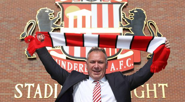 Sunderland Press Conference – Stadium of Light