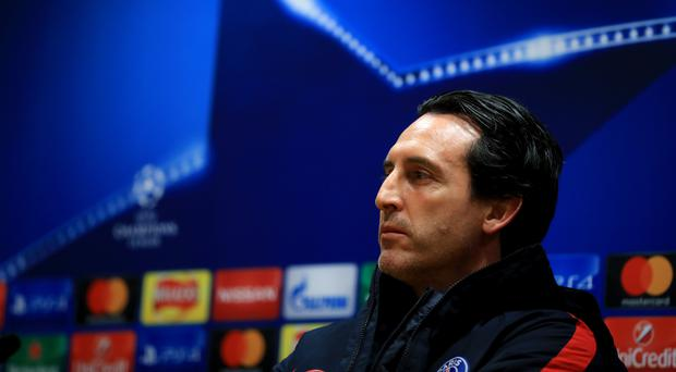 Unai Emery looks set for Arsenal