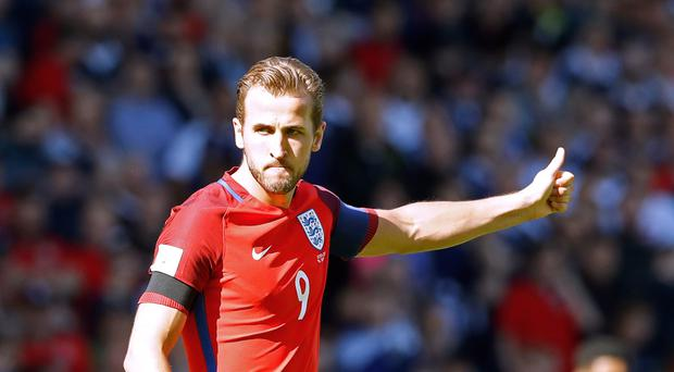 Harry Kane will captain England at the World Cup