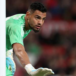 Sergio Romero is out of the World Cup