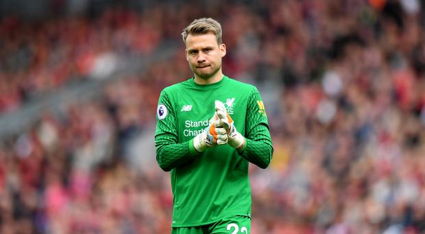Liverpool goalkeeper Simon Mignolet will not think about his future until after the Champions League final .