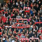 Liverpool's fans are facing travel problems