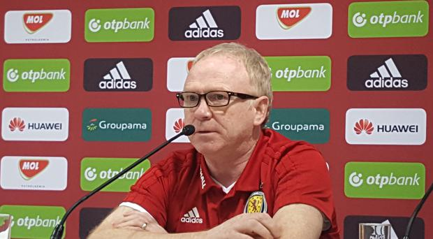 'Golden incentives' for Scotland players in post-season friendlies, says boss Alex McLeish