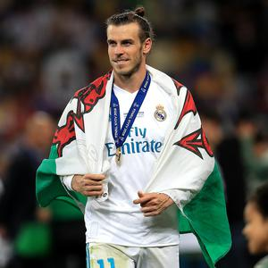 Speculation is rife over the future of Gareth Bale (Mike Egerton/PA)