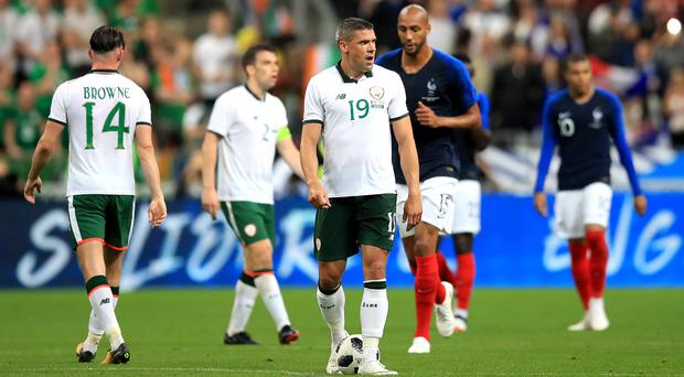 France v Republic of Ireland – International Friendly – Stade de France