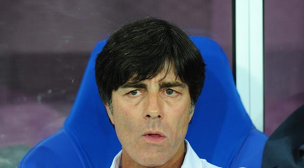Joachim Low is demanding improvement from Germany (Adam Davy/Empics)