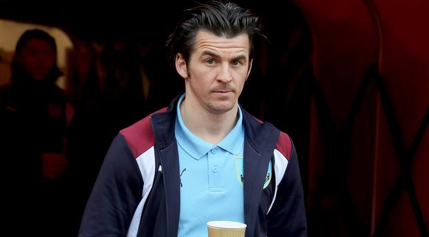 Joey Barton will be unveiled as the new head coach of Fleetwood on Monday (Owen Humphreys/PA)