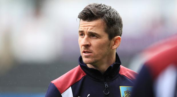 Joey Barton is starting his managerial career (Adam Davy/PA)