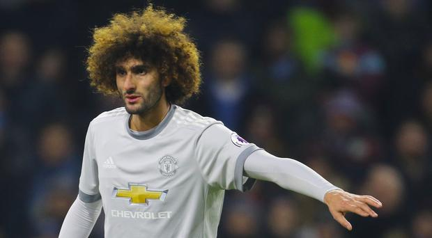 Marouane Fellaini has signed a new deal with Manchester United