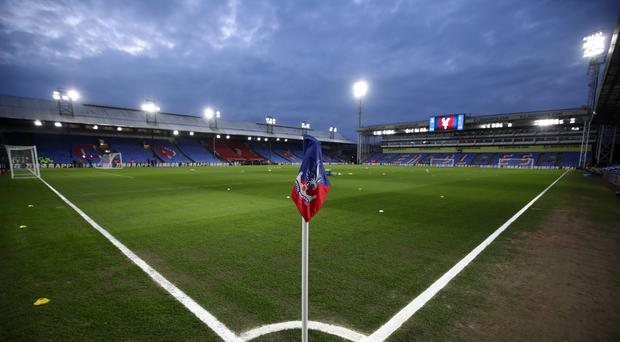 Crystal Palace, who play at Selhurst Park, are confident of avoiding being dissolved by Companies House for their overdue accounts (John Walton/PA Images)