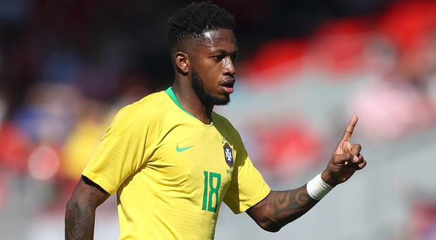 Rivaldo has backed Fred to be a success at Manchester United (Nick Potts/PA)