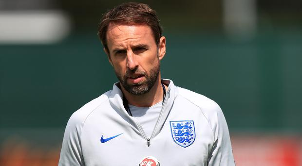 Gareth Southgate's England face Costa Rica in Leeds on Thursday evening (Mike Egerton/PA)