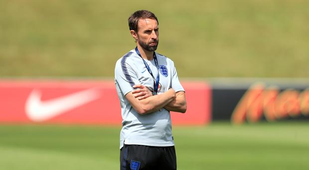 England manager Gareth Southgate has some tough decisions to make (Mike Egerton/PA)