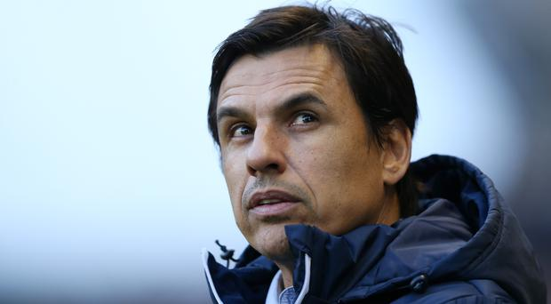 Chris Coleman, pictured, has taken over at Chinese Super League club Hebei China Fortune (Barrington Coombs/PA)
