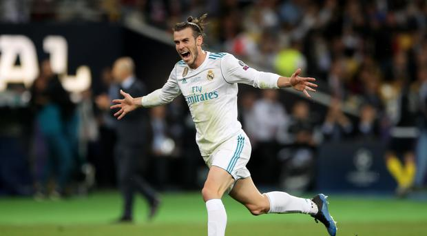Gareth Bale could be tipped for a longer spell at Real Madrid (Nick Potts/PA)