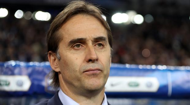 Spain boss Julen Lopetegui will be the next Real Madrid boss (Adam Davy/Empics)
