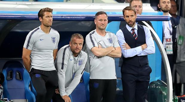 Gareth Southgate and his staff must prepare England for Panama on Sunday (Adam Davy/PA)