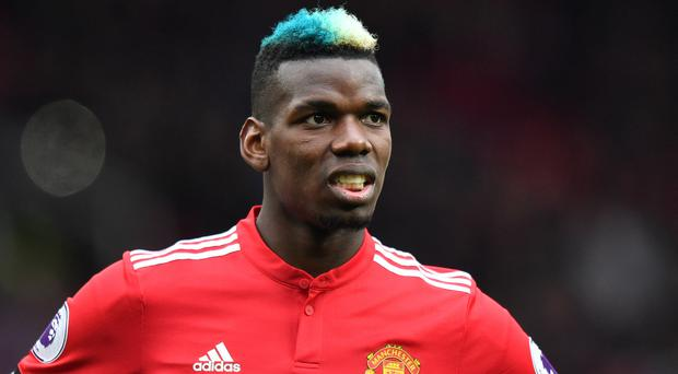PSG could be looking to sign Manchester United's Paul Pogba (Anthony Devlin/PA)