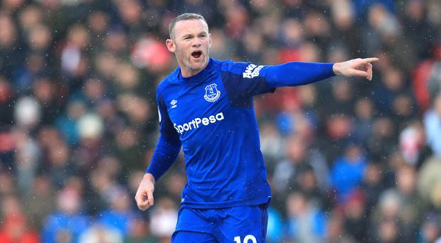 Wayne Rooney has moved to the United States and intends to be successful (Mike Egerton/PA)