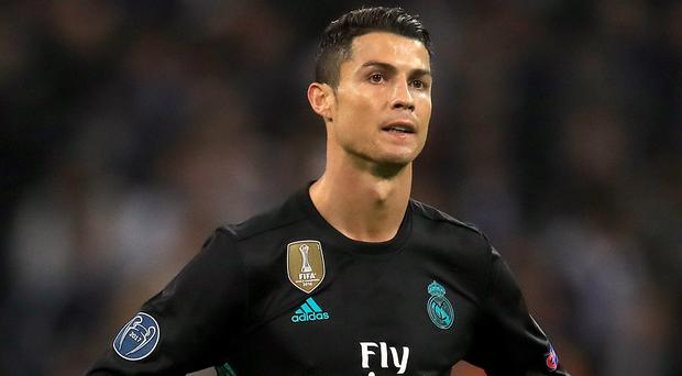 Cristiano Ronaldo has been linked with Juventus (Mike Egerton/PA)