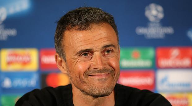 Luis Enrique is the new coach of Spain (Andrew Milligan/PA)