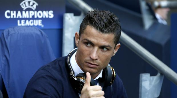 Cristiano Ronaldo joined Real Madrid from Manchester United in 2009, for what as then a world-record £80million fee. (Peter Byrne/PA Images)
