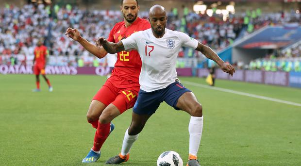 Fabian Delph believes England's World Cup performances have helped unite the country (Owen Humphreys/PA)