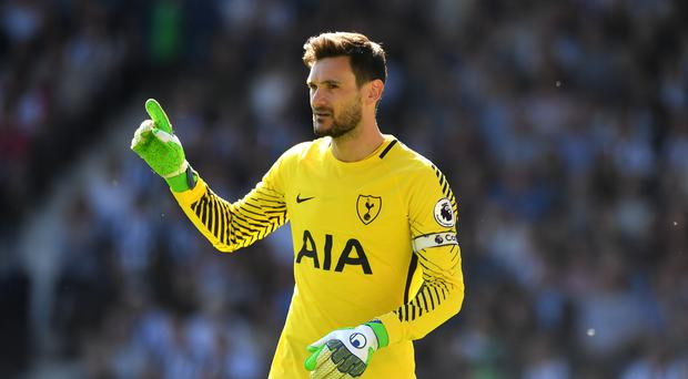 Real Madrid are considering a bid for Tottenham's Hugo Lloris, according to reports (Anthony Devlin/PA)