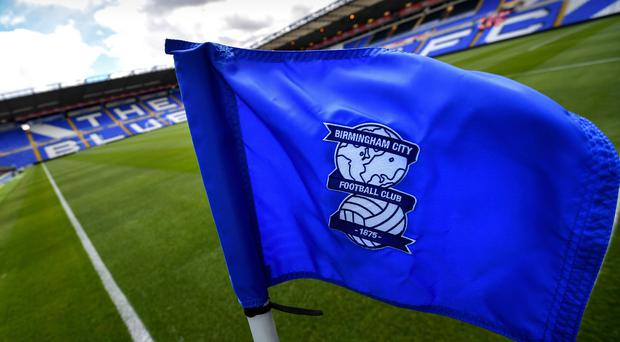 Birmingham are under a transfer embargo (Anthony Devlin/PA)