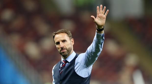 England manager Gareth Southgate has a contract until 2020 (Owen Humphreys/PA)