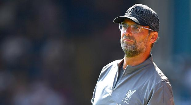 Liverpool manager Jurgen Klopp will be hoping one big result goes the right way for the Reds next week.