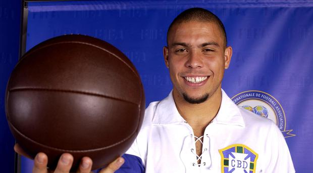 Ronaldo was one of the world's finest players (Press Association Images)
