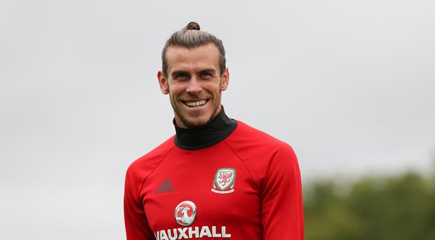 Gareth Bale is hoping to taking his early-season form at Real Madrid in to international duty with Wales (Aaron Chown/PA)