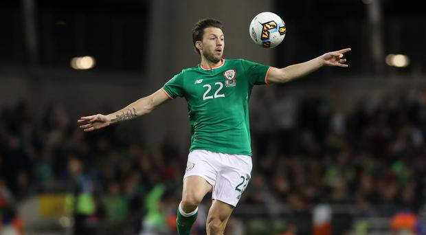 Harry Arter has not been included in the latest Republic of Ireland squad (Brian Lawless/PA)