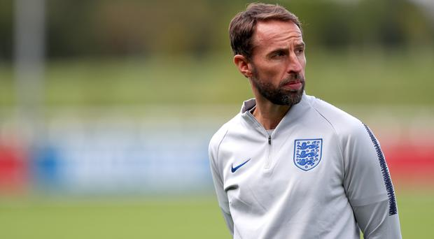 England manager Gareth Southgate wants his squad to move on from their World Cup achievements (David Davies/PA)