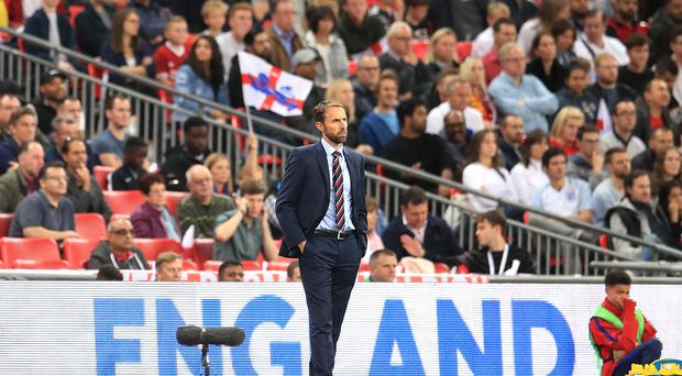 Gareth Southgate's side have lost their last three matches (Adam Davy/PA)