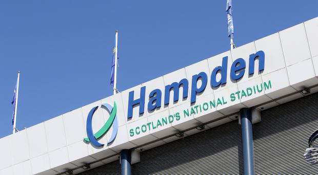 Hampden will remain Scotland's national stadium (Richard Sellers/PA)